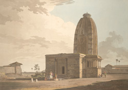 An Hindoo Temple at Deo in Bahar